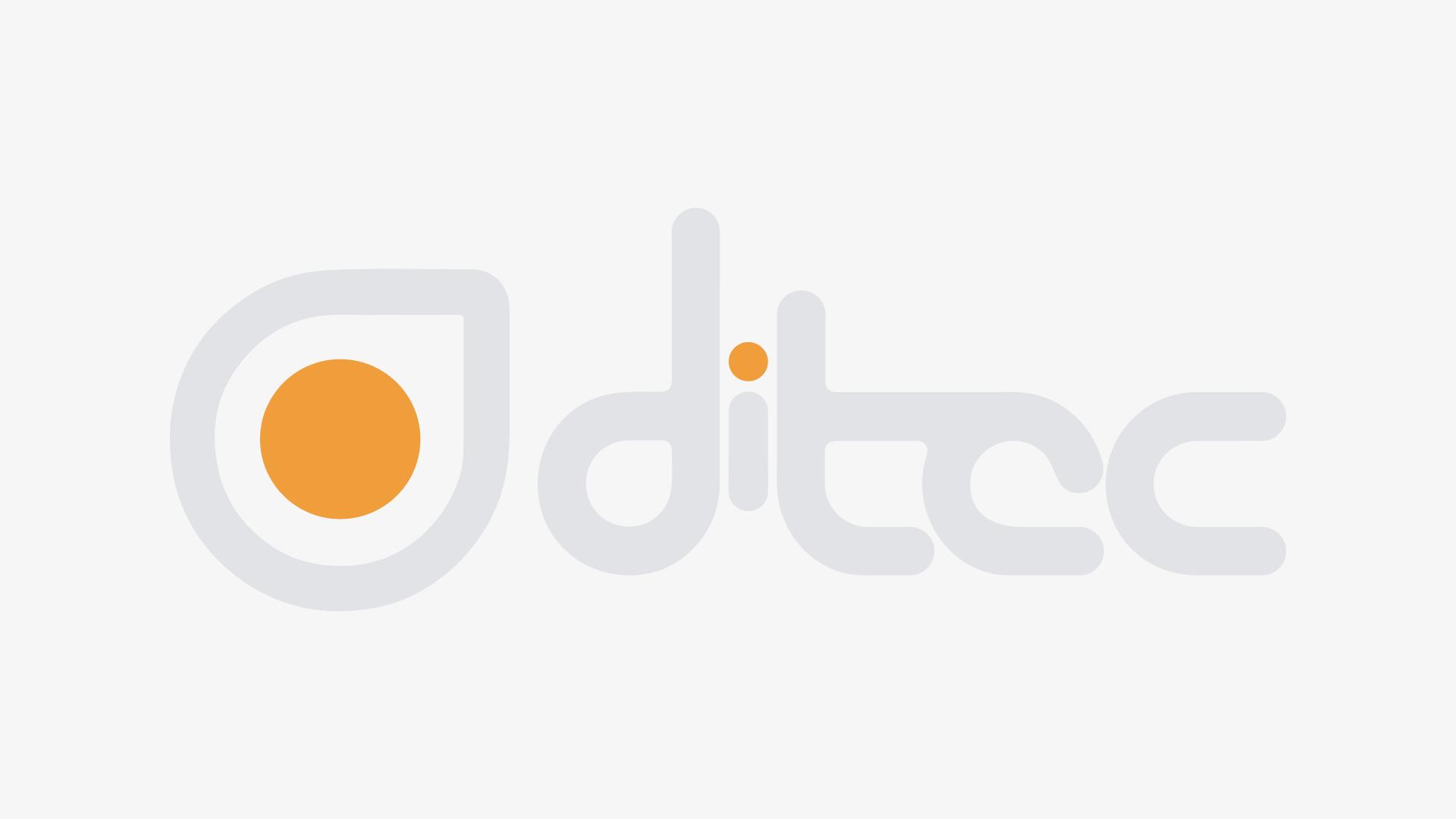 Desarrollo de marca para Ditec