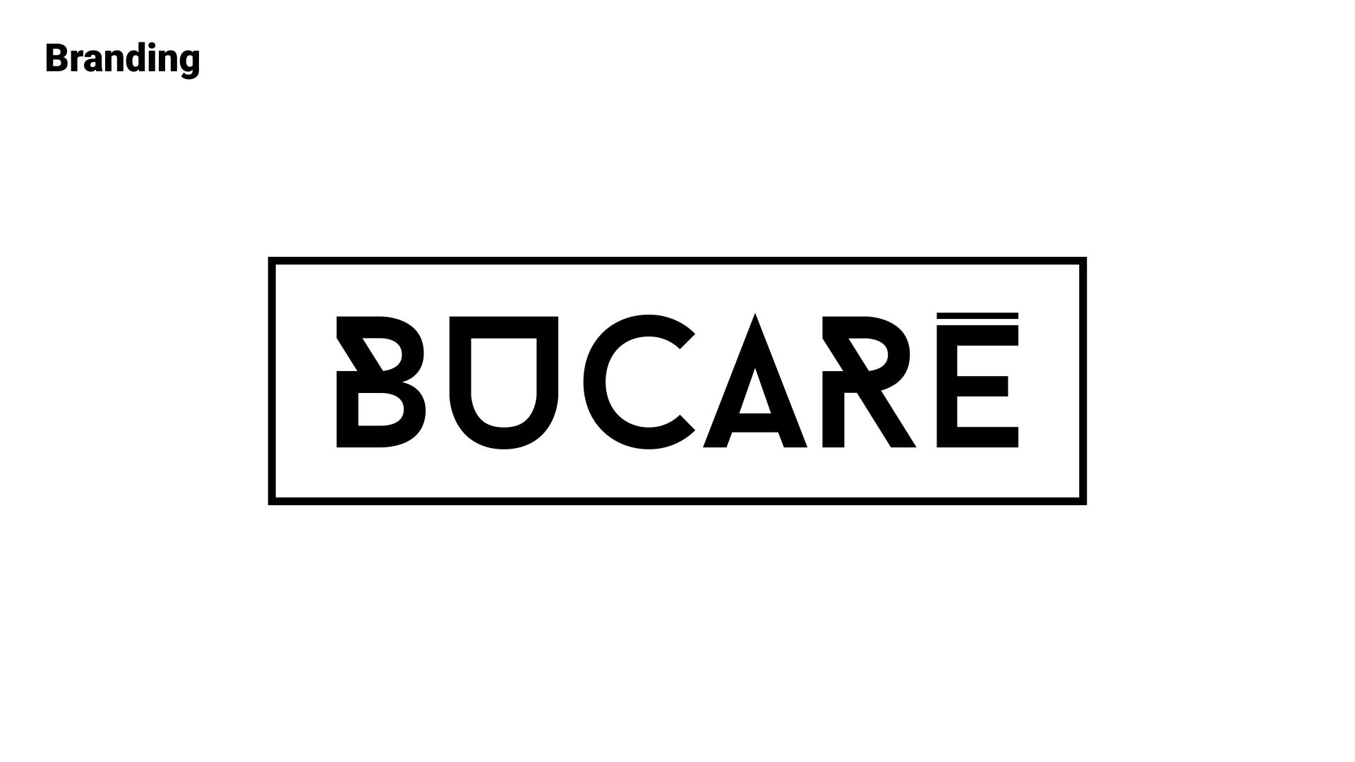 Logotipo de Bucaré