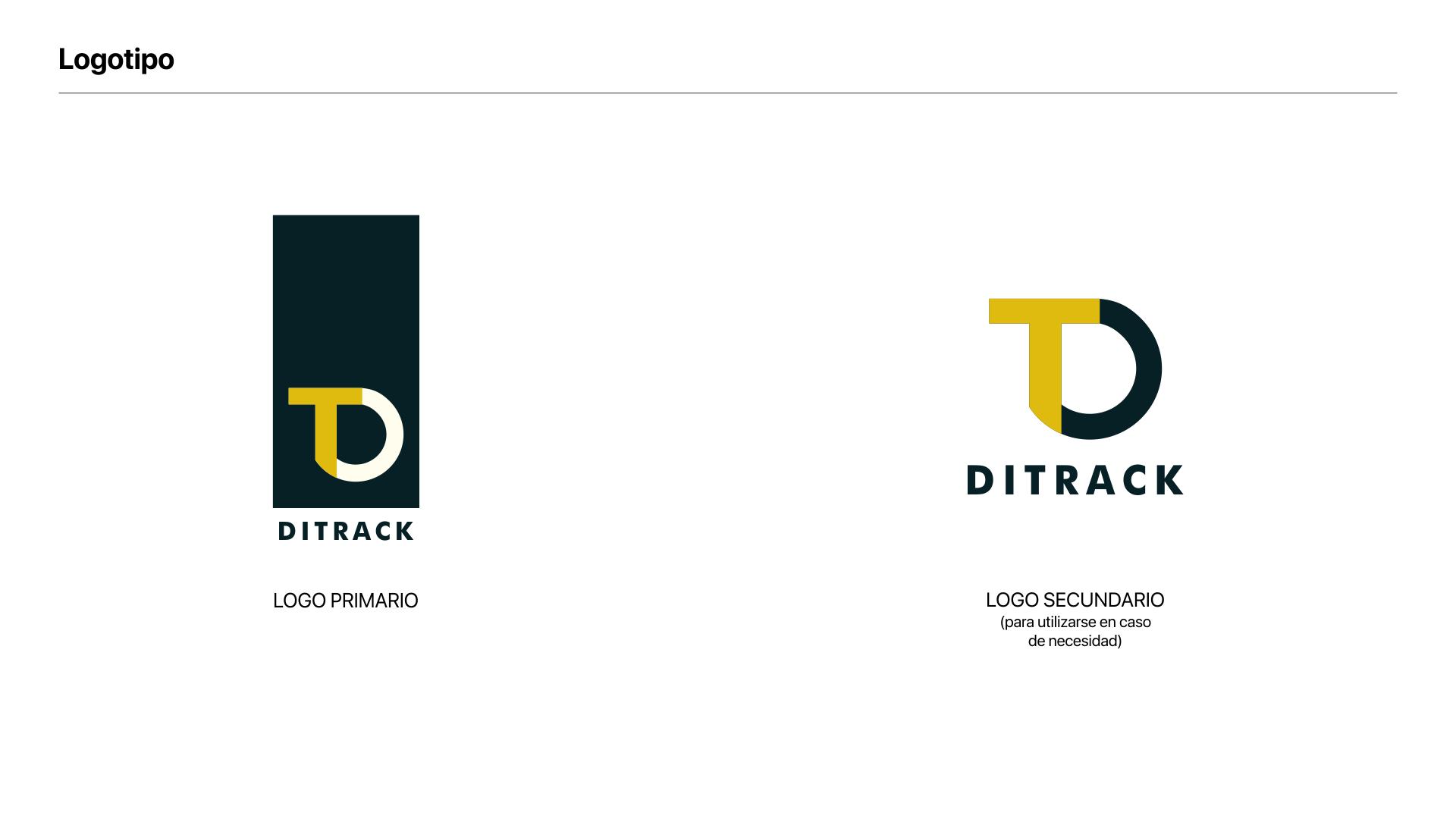 Logotipos ditrack