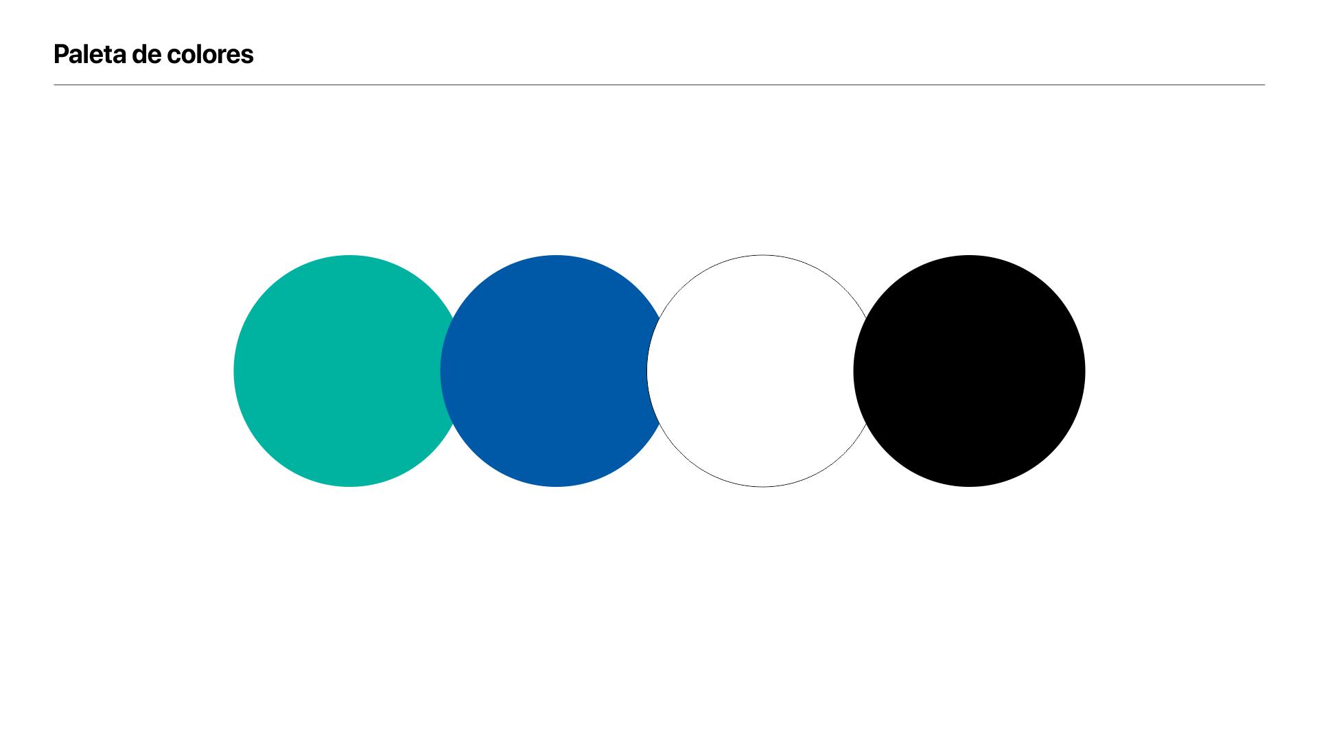 Paleta de colores QuickUp