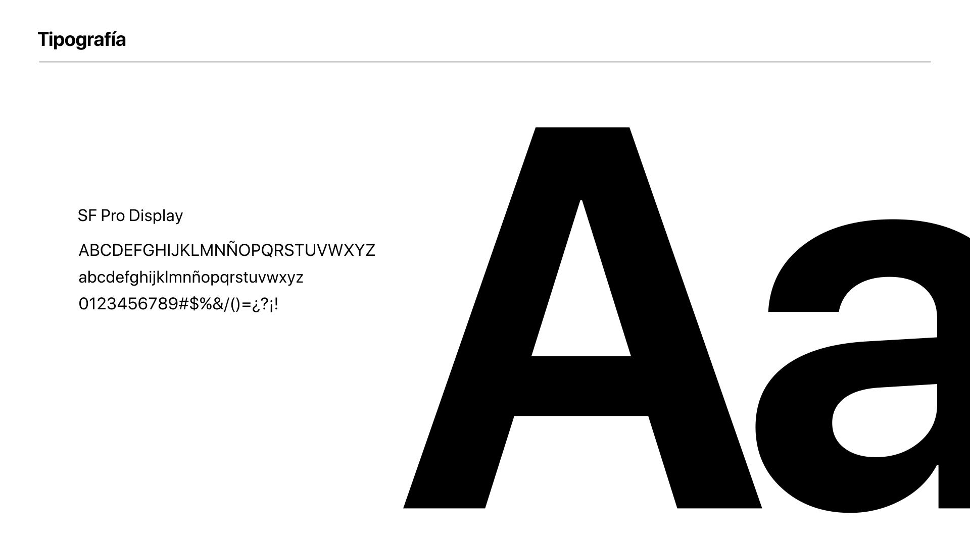 Familia tipográfica QuickUp