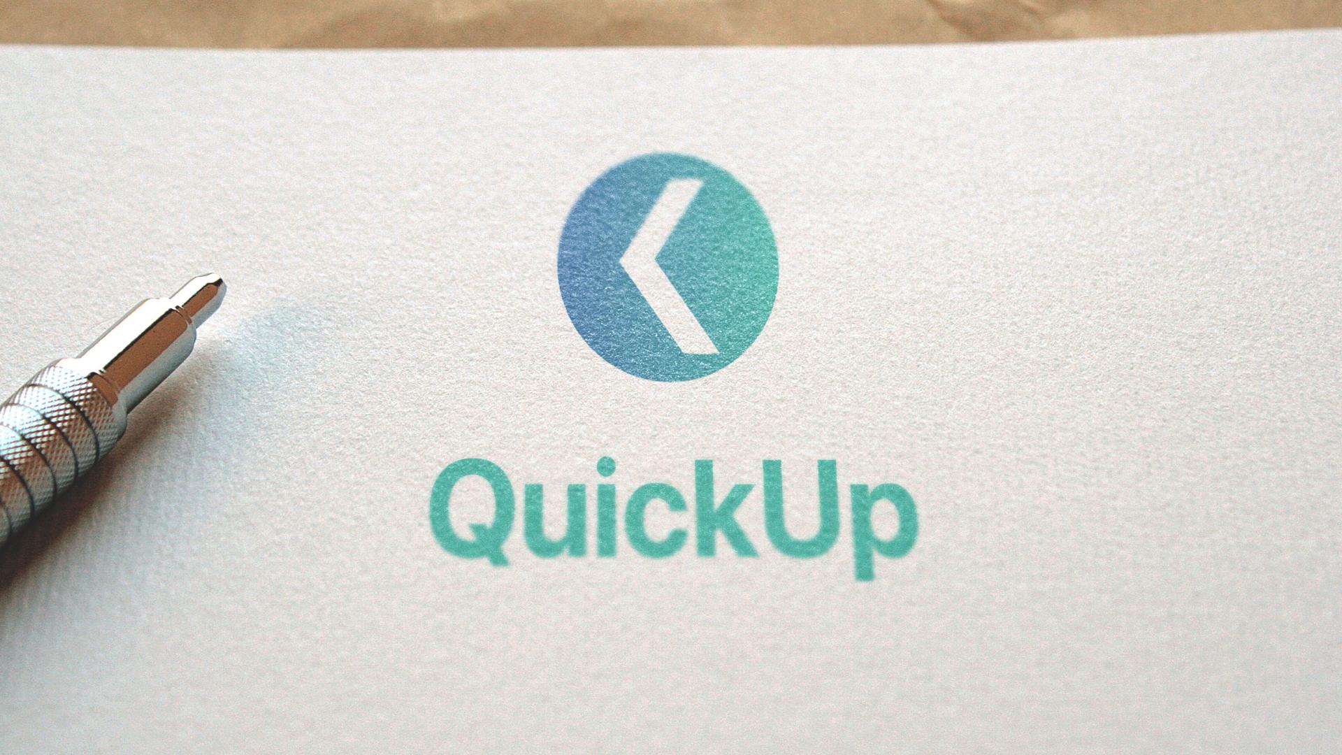 Branding QuickUp